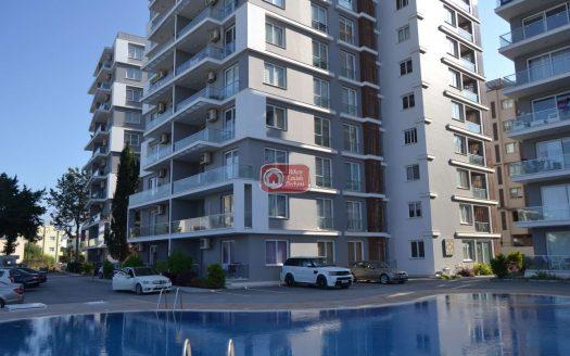 Girne Merkez'de Satılık 3+1 Daire