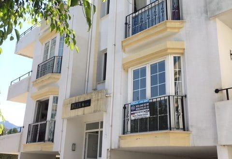 Girne Merkez'de 3+1 kiralık daire