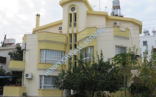 Girne Merkez'de kiralık daire