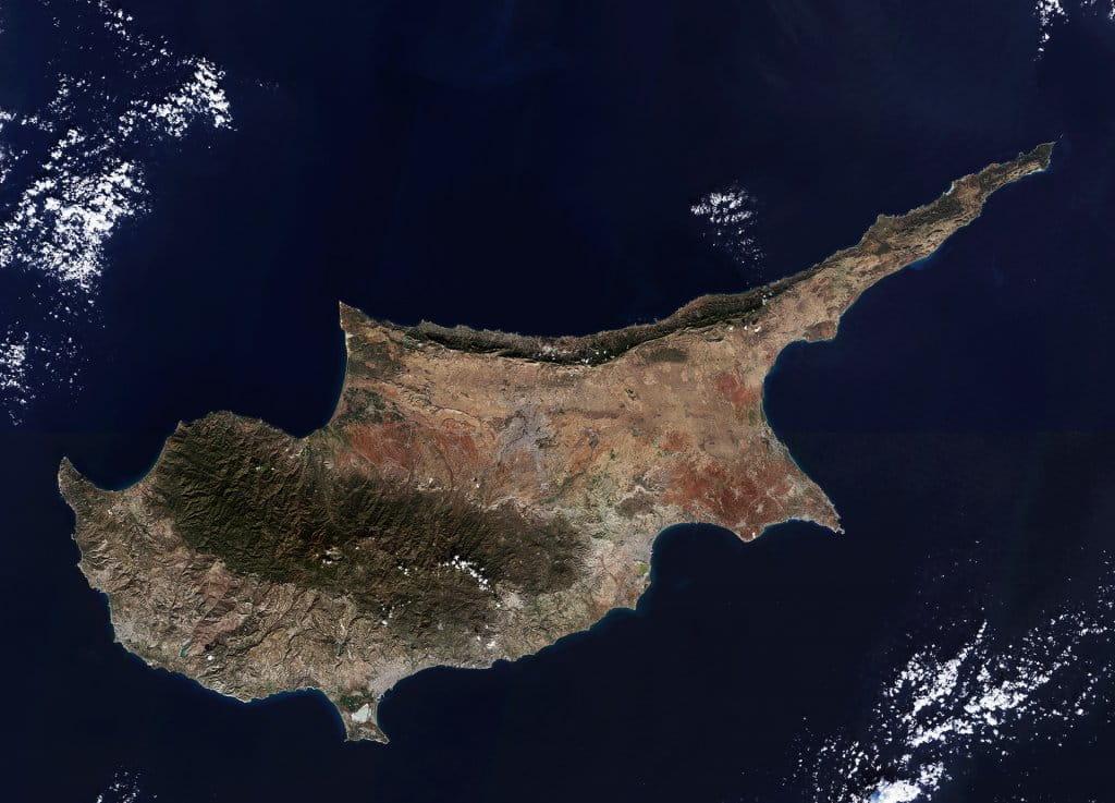 Где Кипр