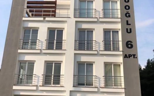 Lefkoşa Yenikent'te satılık penthouse
