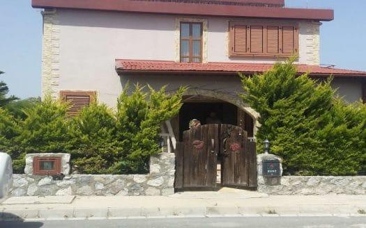 Girne Çatalköy kiralık Villa