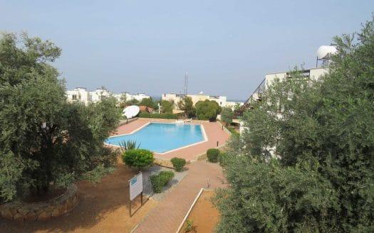 Girne Esentepe satılık penthouse