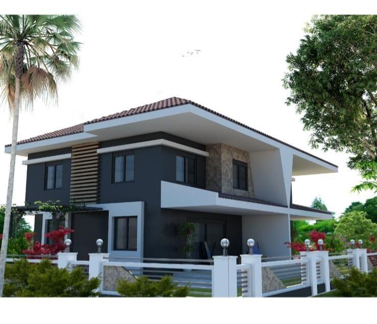 Demirhan'da Satılık Villa
