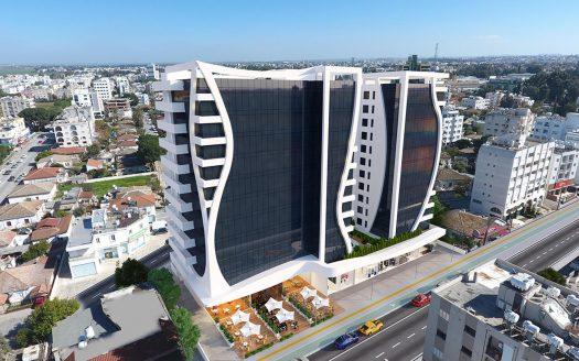 Lefkoşa Yenişehir satılık ofis