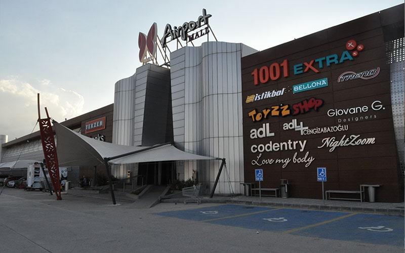 nicosia shopping mall