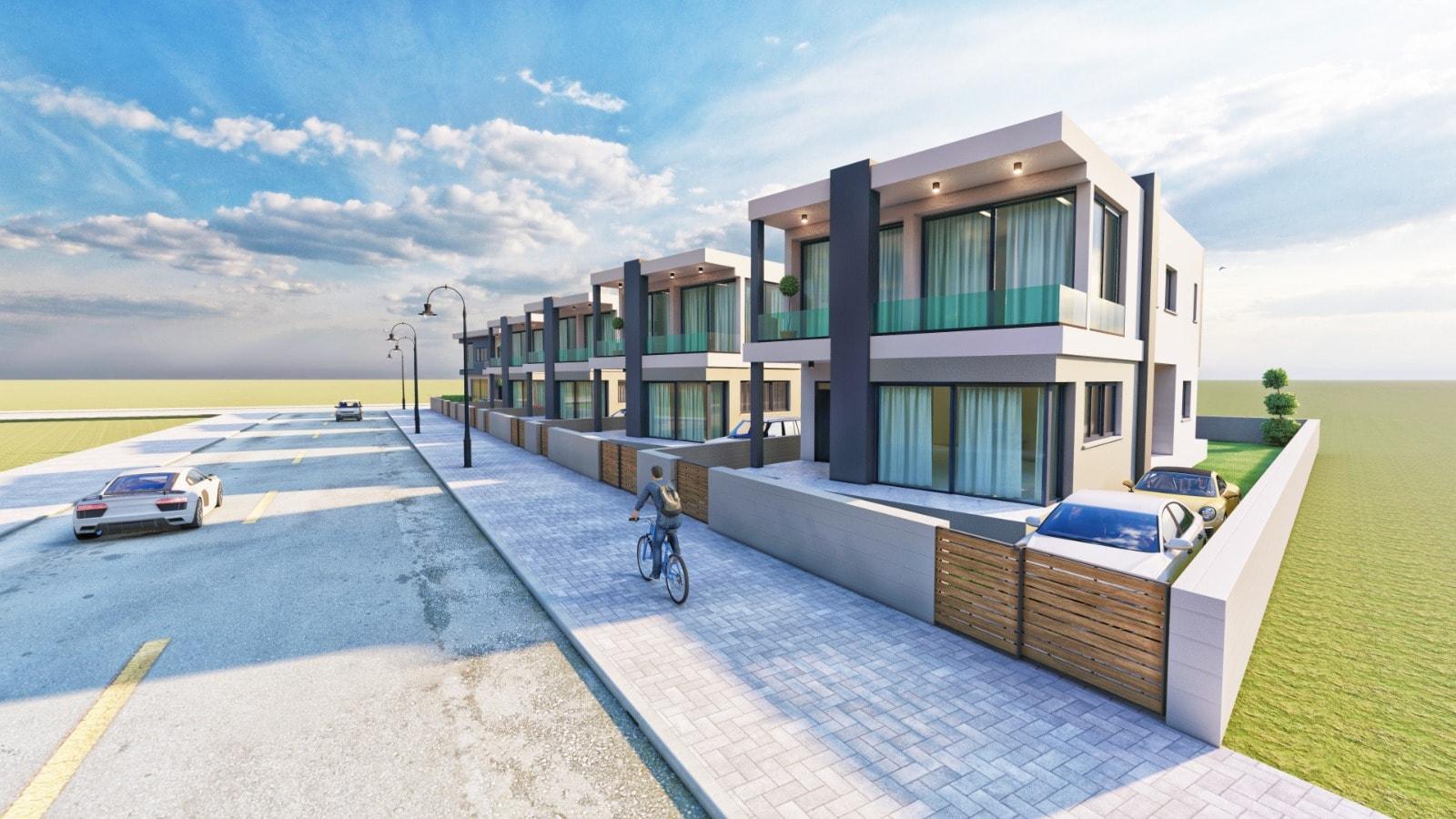Yenikent'te Satılık Türk Koçanlı Villa