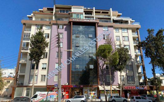 Girne Merkez'de kiralık penthouse