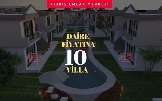 kıbrıs villa ilanı