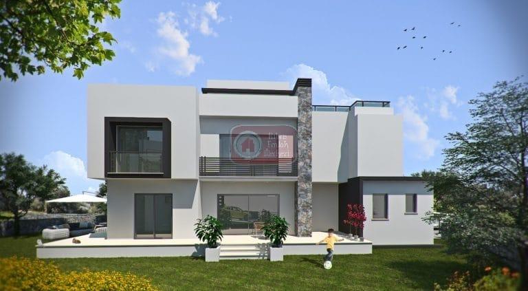 ozanköy villa