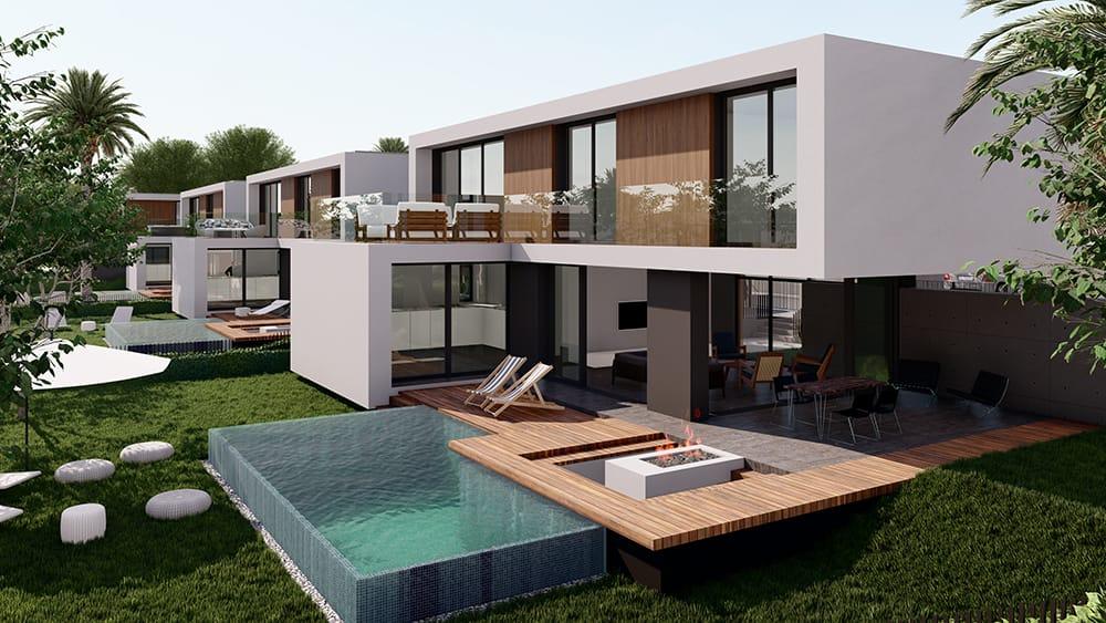 northernland construction- northernland villas-alsancak-girne