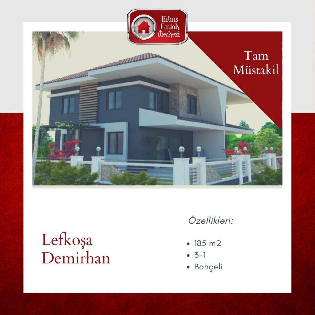 lefkoşa-demirhan-satılık-villa