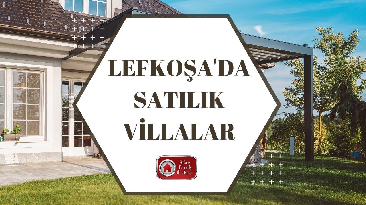 lefkoşa-satılık-villa