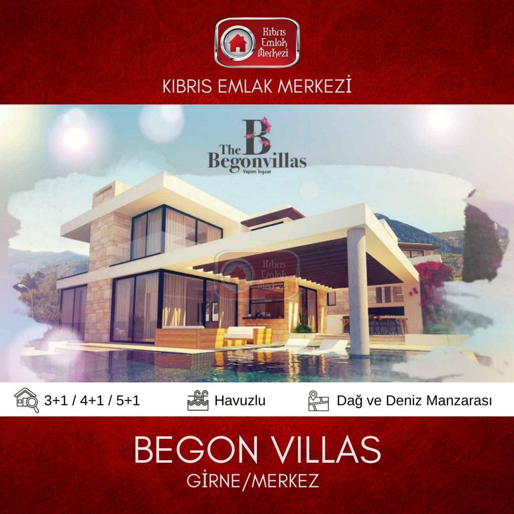 begon villas - girne merkez - satılık villa